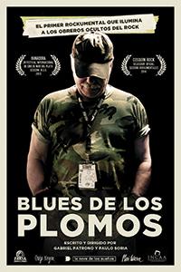 Blues_de_los Plomo_Poster